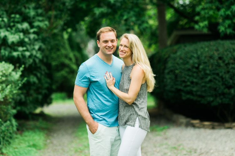 We love photographing at home engagement sessions due to intimate nature of the session. You are in the comfort of your home, be more yourself. Kristen and Tony just purchased their home in Haddonfield NJ and invited us into their home for their e-session. Kristen in her two pieces outfit and her antique Chanel earrings made everything come together. Kristen and Tony were just the sweetest and romantic during the engagement session that we can't wait to see them on their wedding day at The Grandview Outdoor Ballroom. Kristen and Tony's at home engagement session captured by MJ from Pearl Paper Studio. Pearl Paper Studio is here to capture real emotions, fun couples with non-traditional wedding stories, we are currently booking fall 2020 and 2021 weddings in New Jersey, New York and Long Island. Until we meet again please be safe and healthy during this strange time called COVID-19