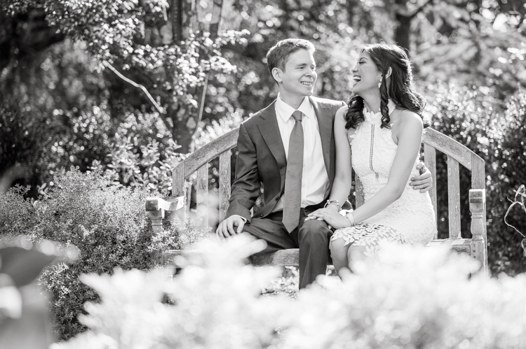 Amber and Edward very formal engagement session / bridal portrait during their fall engagement session at NJ Botanical Garden. Amber wore beautiful white midi dress and Edward wore full suit made the engagement session very formal, they also prepared a bouquet to go along with their outfits. Amber and Edward's NJ Botanical Garden captured by Steve from Pearl Paper Studio. Pearl Paper Studio is here to capture real emotions, fun couples with non-traditional wedding stories, we are currently booking fall 2020 and 2021 weddings in New Jersey, New York and Long Island. Mask up and let's keep staying healthy and well.